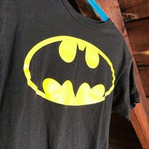 Other - Batman Black Tee Size Medium